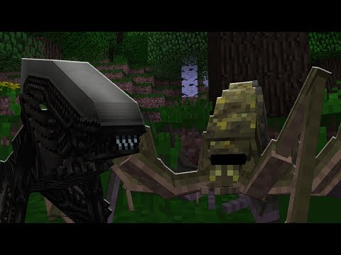Let's Play Minecraft AVP [S4E2] This Planet Is Death Incarnate Part 1