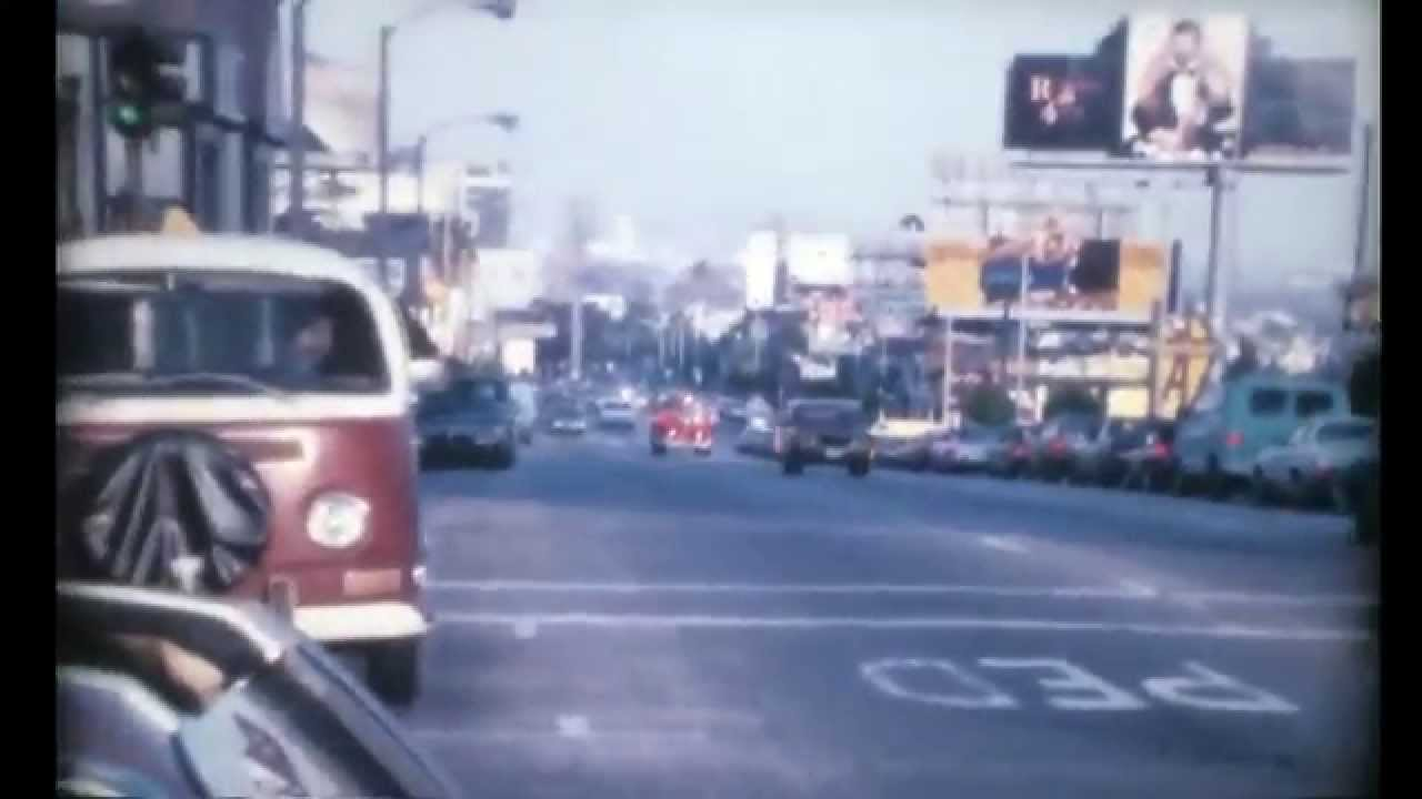 Life in Los Angeles 1977 – Archive Footage