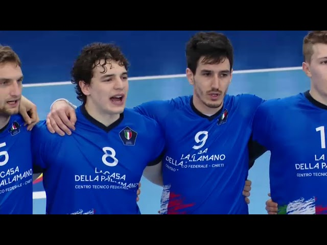 Italia - Lettonia 28-17| Qualificazioni EHF EURO 2022