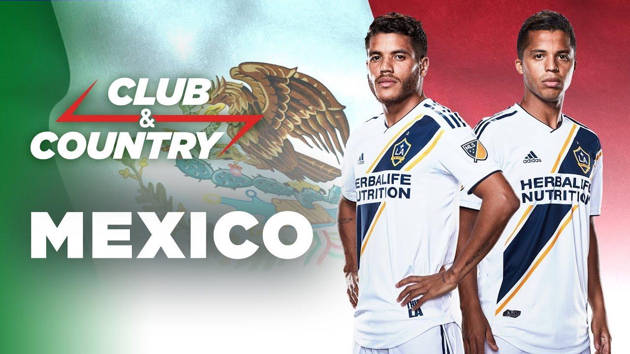 Dos Santos Bros Dream of World Cup Glory for Mexico