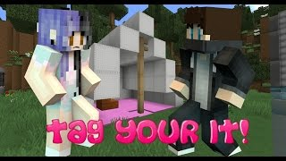 tag you re it minecraft music video song by melanie martiniez