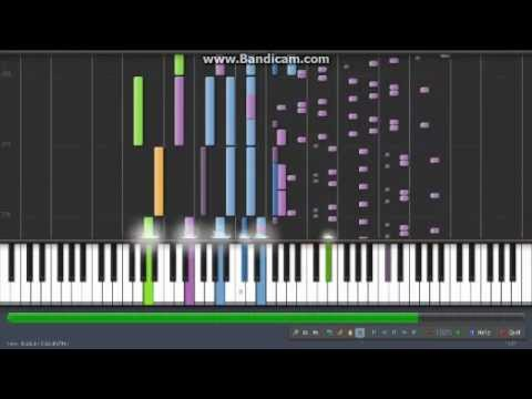 Synthesia - Dragonforce: Heroes of our Time