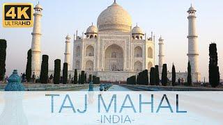 Taj Mahal India 4k Tour And Inside View HD Video