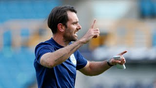 🗣 COACH'S COMMENTS | Danny Schofield on Millwall defeat