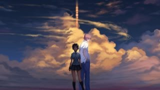 The Girl Who Leapt Through Time [AMV]-Stuck to You