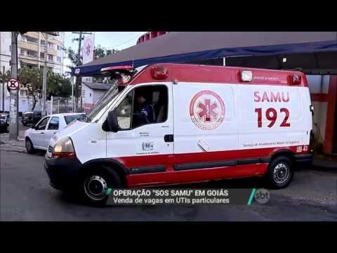 GO: Polícia prende 21 suspeitos de fraudar atendimentos do Samu