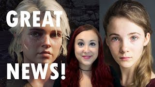 Great Witcher News! CIRI CASTING REVEALED!