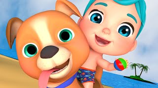 Animal Sounds Song +The BEST SONGS For Children - Viola Kids Songs