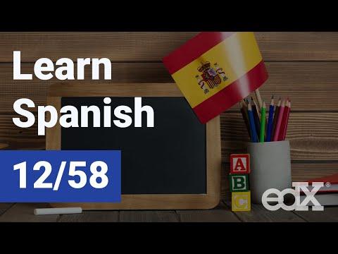 Learn Basic Spanish - Letters C, Z, Q