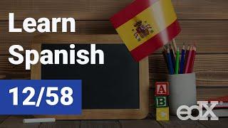 Learn Basic Spanish - Letters C, Z, Q thumbnail