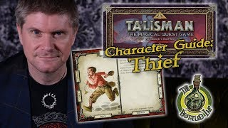 Talisman Revised 4th Edition Character Guide: Thief screenshot 4