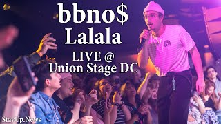Download Mp3 Bbno$ & Y2k - Lalala  Plus Audience Rick Roll   Live @ Union Stage Dc