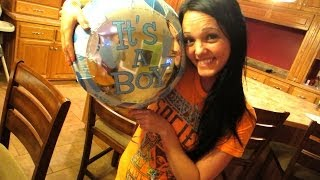 Repeat youtube video It's A Boy!!