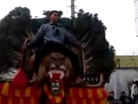 Video Tari Reog Ponorogo