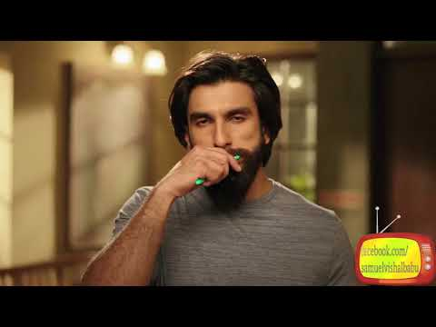 Colgate MaxFreshTaazgi Express with Ranveer Singh Telugu CommercialNew Tvc Latest Full Ad 2017