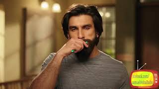 Colgate MaxFresh  Taazgi Express with Ranveer Singh Telugu Commercial  New Tvc Latest Full Ad 2017