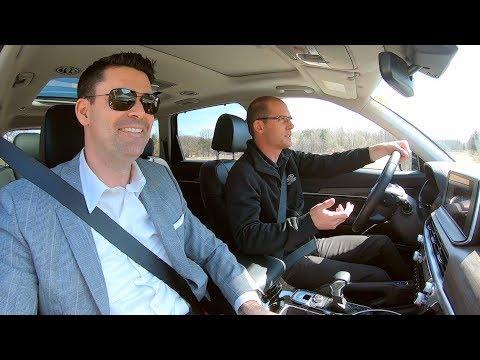 Kia Telluride Test Drive Review
