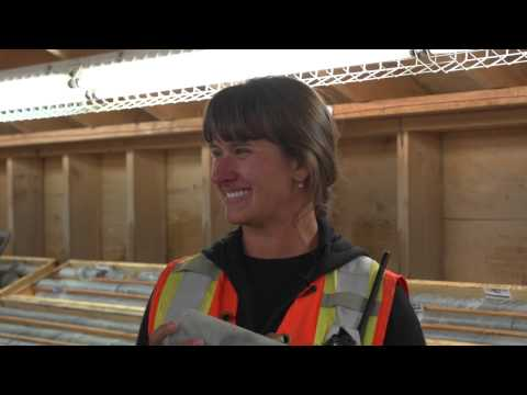 Living The Mining Dream - Susan Flasha (Senior Project Geolo