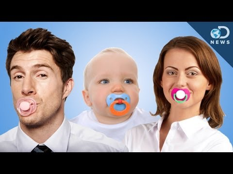 Suck Your Baby's Pacifier To Stop Allergies