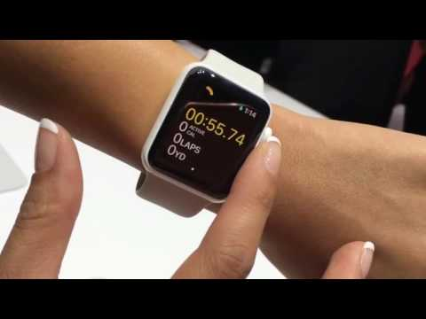 OFFICIAL Unboxing Apple Watch — Guided Tour: Welcome 2016 HD