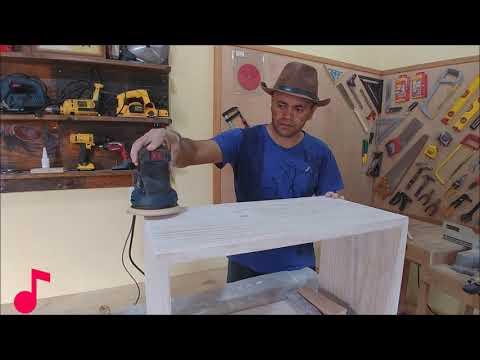 Laquear Moveis de Forma Fácil e Barato Vídeo Aula