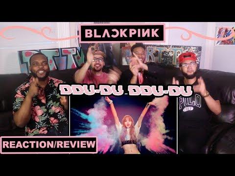 BLACKPINK - '뚜두뚜두 (DDU-DU DDU-DU)' M/V REACTION/REVIEW