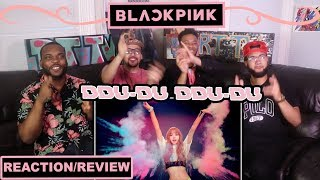Download Lagu BLACKPINK - '뚜두뚜두 (DDU-DU DDU-DU)' M/V REACTION/REVIEW Mp3