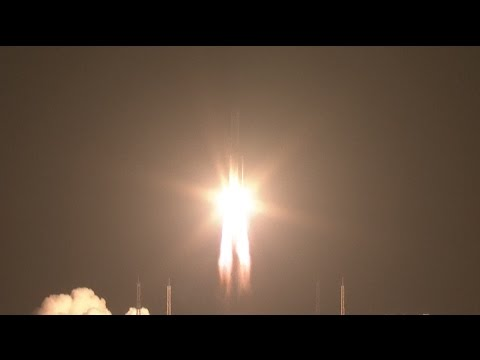 China Successfully Launches Iits Largest Carrier Rocket