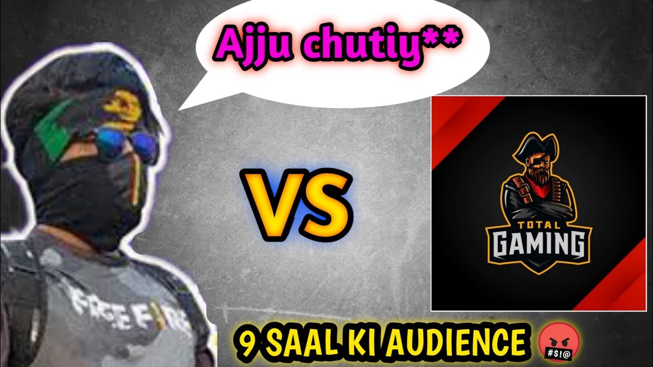 GYAN GAMING VS TOTAL GAMING FULL CONTROVERSY EXPLAIN |Gyan gaming vs Total gaming |