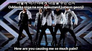 MBLAQ ~ Stay [KOREAN/ENGLISH SUB]