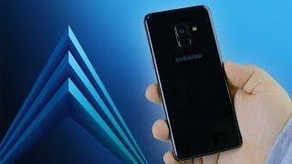 Samsung Galaxy A8 Review !! | رؤية جديدة لسلسلة A
