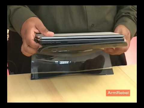 b89766dae12 ArmRebel Logitech Alto Express Notebook Stand - YouTube