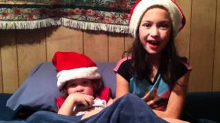 Jingle Bells - Cele, Sabrina, & Justin [[NGM productions]]