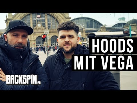 Vega: Frankfurt, Fußball, Realness, Major-Deal | BACKSPIN HOODS #28