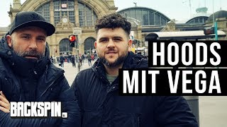 Vega: Frankfurt, Fußball, Realness, Major-Deal   BACKSPIN HOODS #28