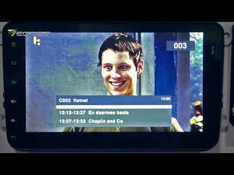 Eonon V0052 Car DVB-T 1080P HD Digital TV Receiver (Upgraded V0018)