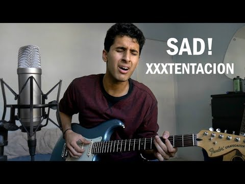SAD - XXXTENTACION  Cover by Jot Singh On Spotify & Apple