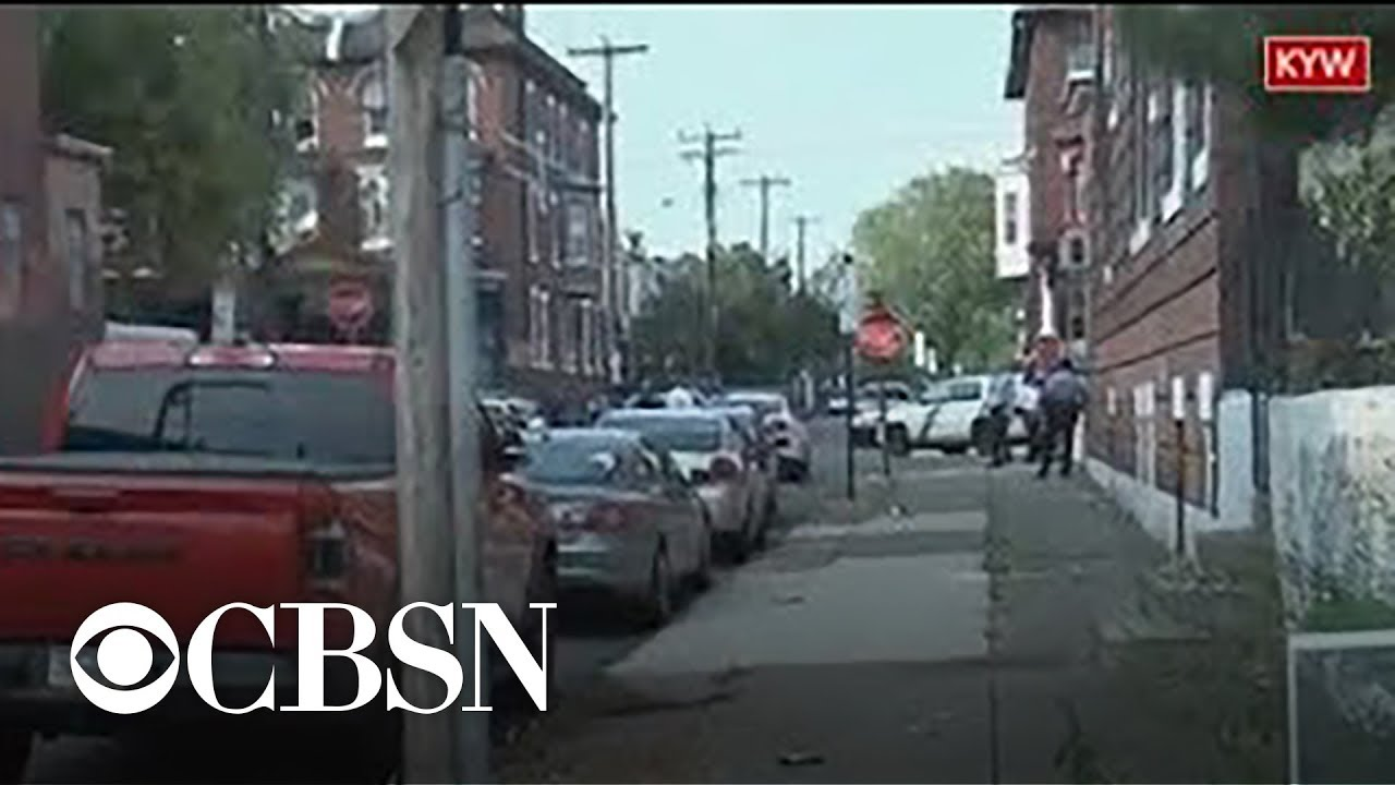 LIVE: Multiple police officers shot in