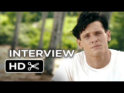 Unbroken   Jack O'Connell 2014  Drama Movie HD