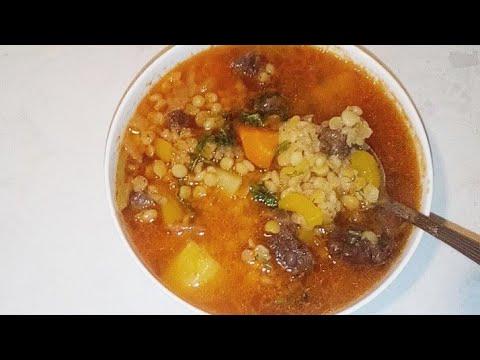 Гороховый Суп очень вкусный и простое рецепт 😋Бехтарин Гарох Шурбои болазати камхарч 🍜😋