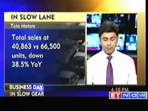 Auto cos report weak sales in November