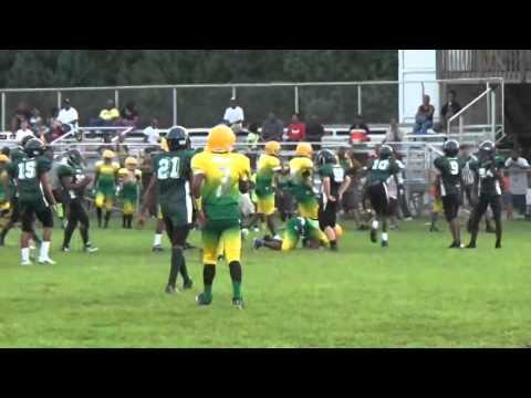 Myrtle Grove Juniors vs Bellview