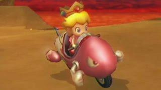 Mario Kart Wii - 150cc Star Cup Grand Prix (Baby Peach Gameplay)