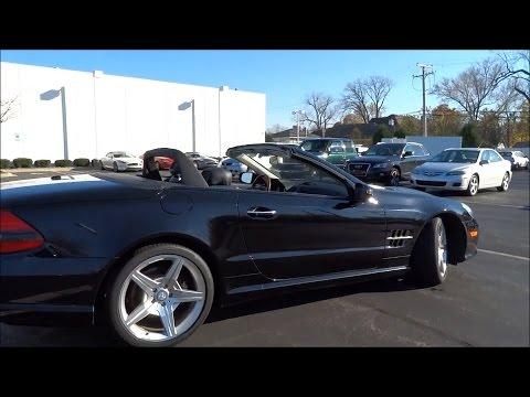 2011 Mercedes Benz Sl Class Oak Brook Downers Grove