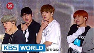 Video BTS - FIRE   방탄소년단 - 불타오르네 [2016 K-POP World Festival / 2016.10.18] download MP3, 3GP, MP4, WEBM, AVI, FLV Januari 2018