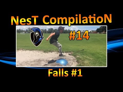 NesT CompilatioN #14 - Falls #1