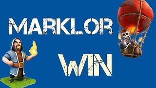 Marklor win 278  ( Perfect war )