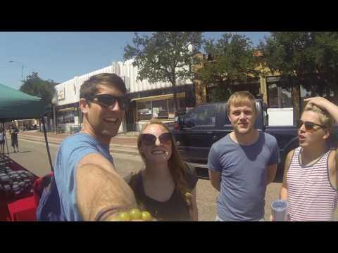 Lubbock Road Trip GoPro-July 2016