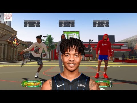 MARKELLE FULTZ CHALLENGES ME TO A BEST OF 5 SERIES | NBA 2K20