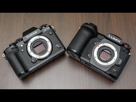 Fuji XT3 vs Panasonic G9 - Hybrid Shooting Comparison [ Fujifilm X-T3 ]